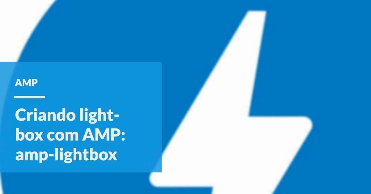 imagem de cabeçalho criando light-box com amp